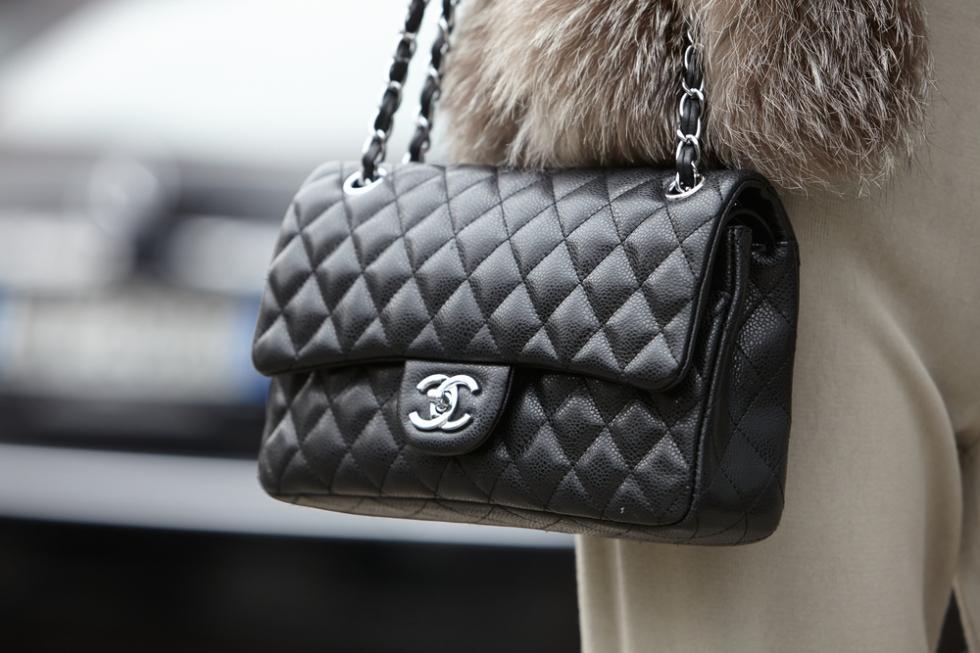 shutter Chanel Bag
